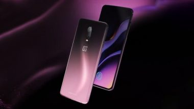 OnePlus 6T Thunder Purple Colour Variant Online Sale Today at 2PM via Amazon India & Official Website; Know Price & Features